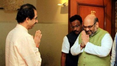 Maharashtra assembly elections: an alliance between Shiv Sena-BJP, seat-sharing may be announced today