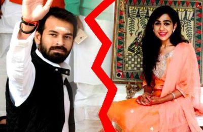 Tejapratap's wife Aishwarya levells serious allegations against Rabri