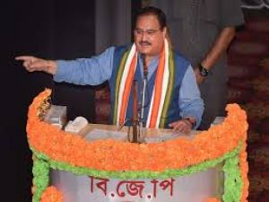 जेपी नड्डा का ममता सरकार पर हमला, बोले - पश्चिम बंगाल में जंगलराज