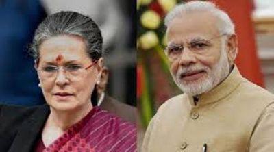 पीएम मोदी और सोनिया गाँधी ने देशवासियों को दी दुर्गा पूजा की बधाई