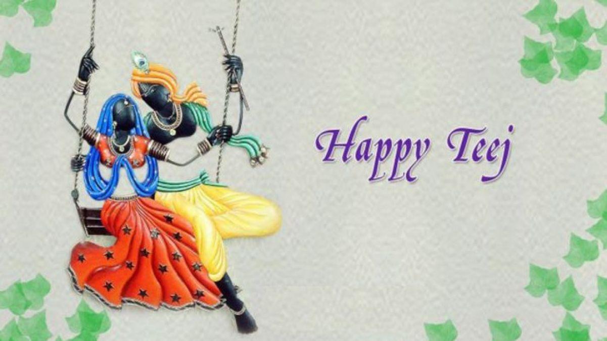 Women on Haritalika Teej send these poets to their friends