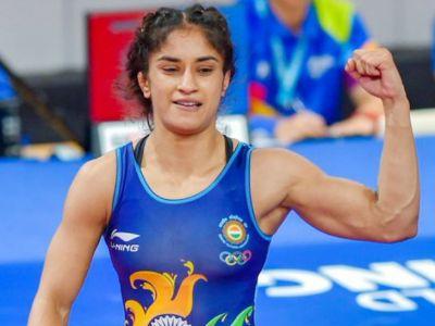 ਵਿਨੇਸ਼ ਫੋਗਾਟ 2020 ਟੋਕੀਓ ਓਲੰਪਿਕ ਦਾ ਟਿਕਟ ਹਾਸਲ ਕਰਨ ਵਾਲੀ ਪਹਿਲੀ ਭਾਰਤੀ ਮਹਿਲਾ ਰੈਸਲਰ
