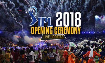 IPL 2018 उद्घाटन समारोह : प्रभु देवा, वरुण और तमन्ना के डांस के साथ रंगारंग आगाज