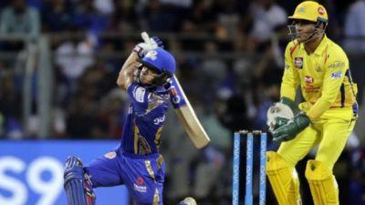 IPL 2018 LIVE : मुंबई ने चेन्नई के सामने रखा 166 रनों का लक्ष्य