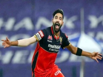 IPL 2021: What is Mohammad Siraj's dream? Releases video revealed himself