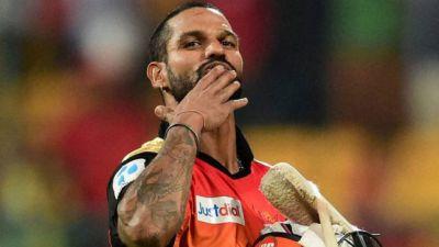 IPL 2018 LIVE : हैदराबादी गब्बर की दहाड़, राजस्थानी रॉयल्स की शर्मनाक हार