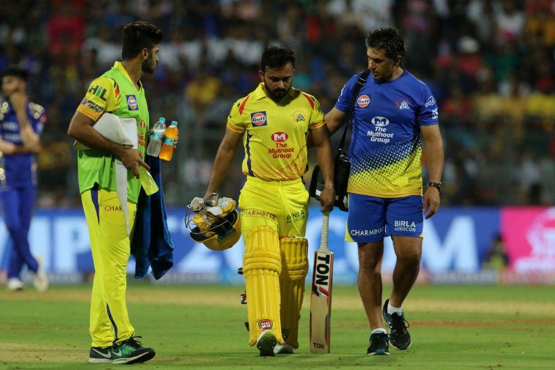 IPL 11:चेन्नई को झटका बाहर हुए केदार ...