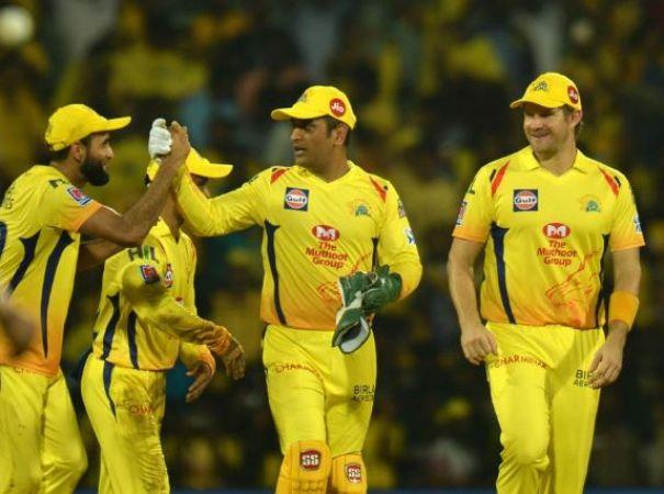 कोलकाता को हराकर अंकतालिका के शीर्ष पर पहुंची चेन्नई सुपर किंग्स