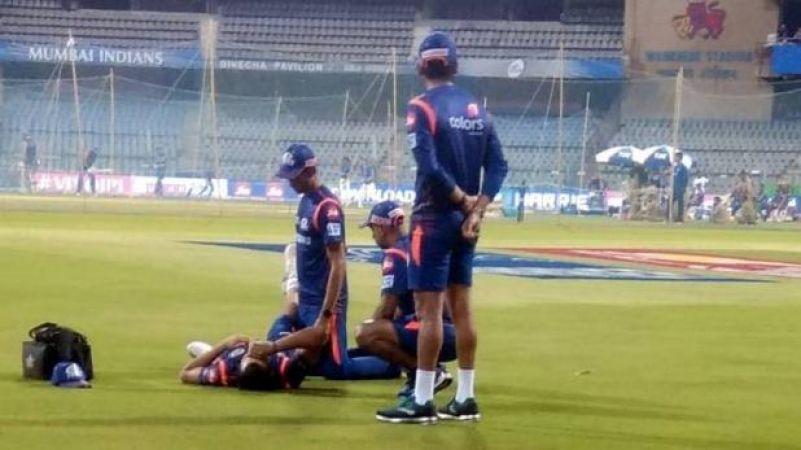 भारतीय टीम के लिए बुरी खबर, वर्ल्ड कप से बाहर हो सकता है यह दिग्गज !