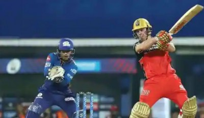 IPL 2021: Mumbai lost their first match for consecutive 9th time