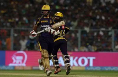 IPL2018live: कोलकाता की अच्छी शुरुआत, नारायण सस्ते में लौटे