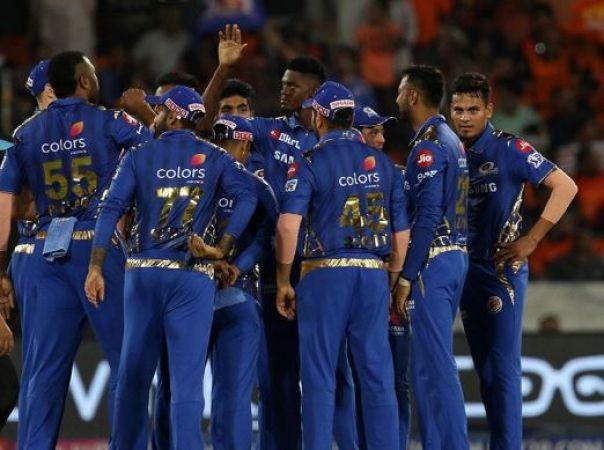 पंजाब को हराकर मुंबई ने लगाया जीत का 'चौका'