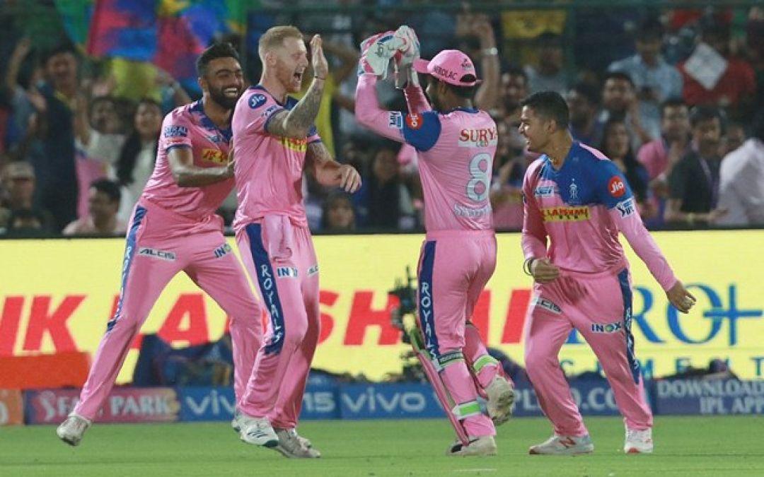 IPL 2019 : मुंबई के खिलाफ राजस्थान को मिली दूसरी जीत