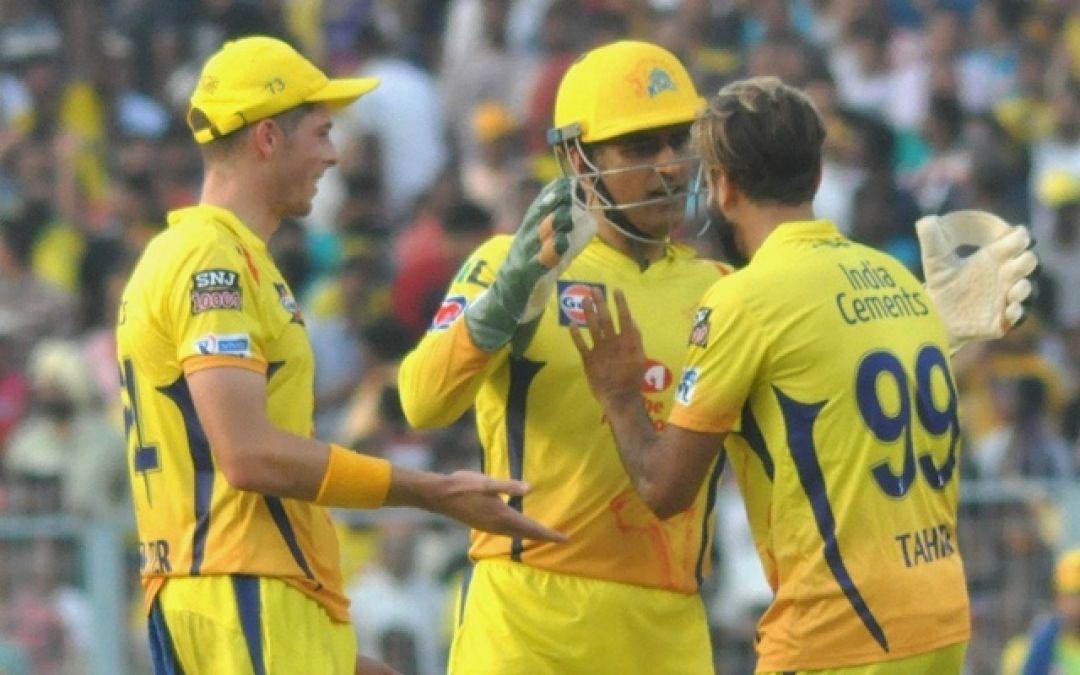 IPL 2019 : कोलकाता को हराकर प्लेऑफ में हुई चेन्नई की धमाकेदार एंट्री