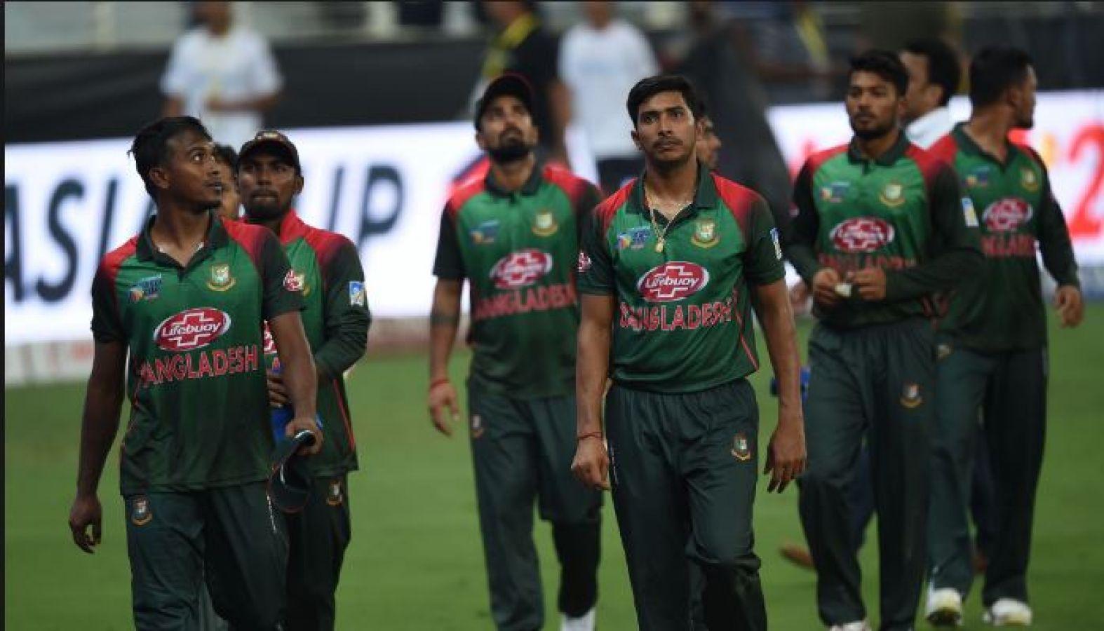 बांग्लादेश ने की वर्ल्ड कप के लिए टीम की घोषणा, इन्हे मिला मौका