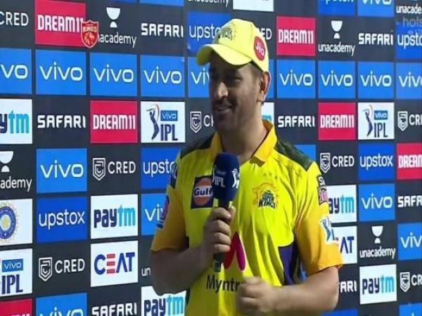 IPL 2021: राजस्थान को हराने के बाद बोले धोनी, कहा- इस उम्र में खुद को फिट रखना मुश्किल