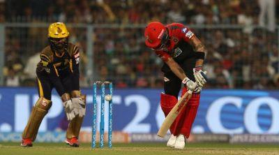 कोलकाता ने दी कड़ी टक्कर, फिर भी बैंगलोर ने जीता रोमांचक मुकाबला