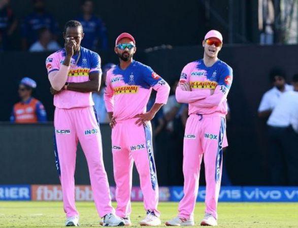अपने देश वापस लौटा राजस्थान रॉयल्स का यह दिग्गज खिलाड़ी