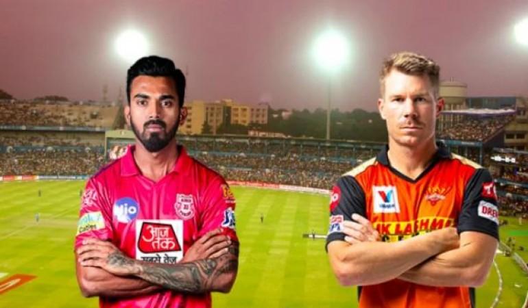 IPL 2021: आज हैदराबाद से भिड़ेगा पंजाब, ये हो सकती है दोनों टीमों की प्लेइंग इलेवन