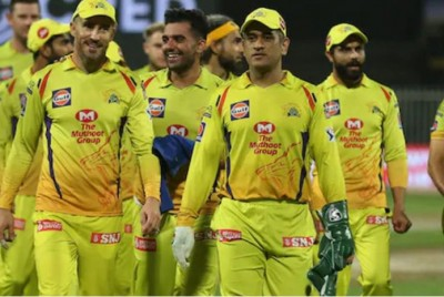IPL 2021 Points Table: CSK rose to top after defeating KKR, RCB slipped to second