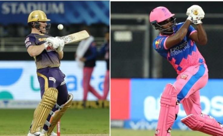 IPL 2021: राजस्थान और कोलकाता में मुकाबला आज, अब तक दोनों टीमों को मिली है मात्र 1-1 जीत