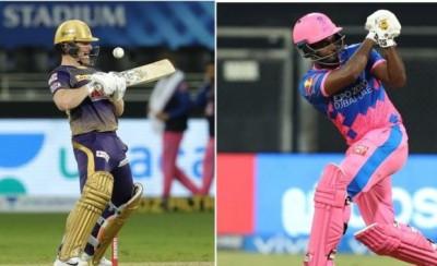 IPL 2021: Rajasthan to take on Kolkata today, so far both have won just 1-1