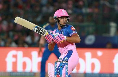 हिट विकेट होते ही रियान पराग ने बना दिया आईपीएल का एक ऐसा रिकॉर्ड