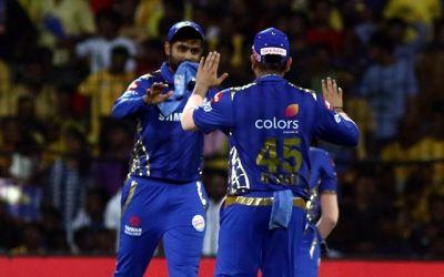 IPL 2019 : मुंबई के खिलाफ धोनी बगैर बेहाल चेन्नई, 46 रनों से हारी
