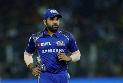 धोनी की अनुपस्थिति पर कुछ ऐसा बोल गए कप्तान रोहित