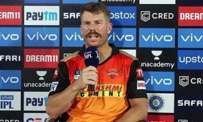 IPL 2021: David Warner praises Ab de Villiers for his knock against Delhi capitals