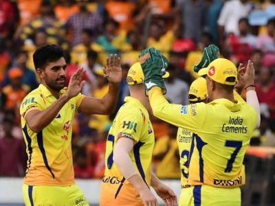 IPL 2018 : हार के बाद चेन्नई को बड़ा झटका, यह स्टार खिलाड़ी हुआ बाहर