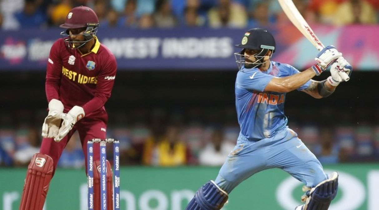 First match of  T20 series between India and West Indies to be played today