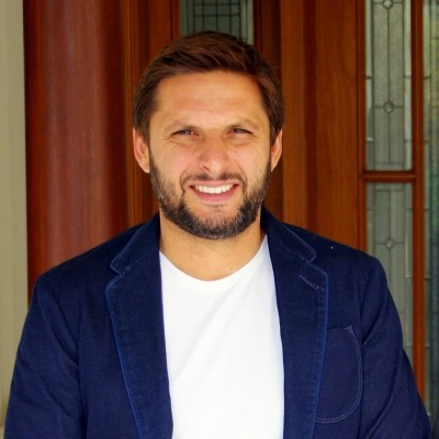 Former Pakistani player Afridi won hearts with brilliant innings