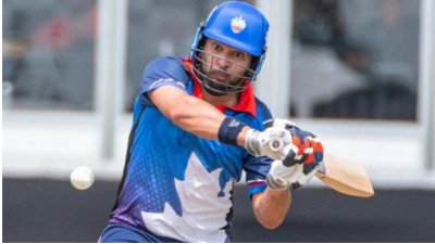VIDEO: Yuvraj Singh smashes 5 sixes in Global T20