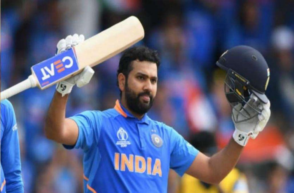 Rohit Sharma surpasses Chris Gayle to become  'King of Sixers', highest sixes in T20