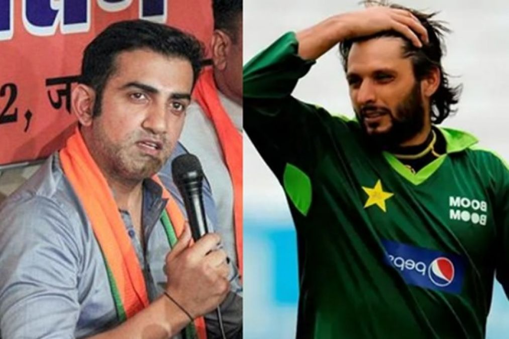 Article 370: Afridi Asks For UN Intervention, Gambhir Reminds of PoK