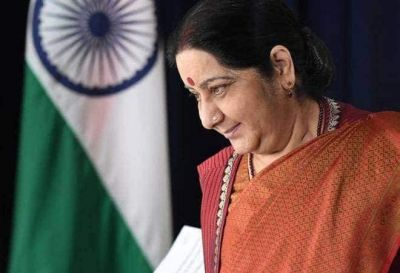 The Viral tweet of Sushma on which the President had to intervene