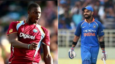 First ODI between India and West Indies to be played today