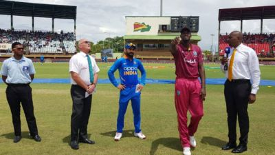 Second ODI between India and West Indies to be played today