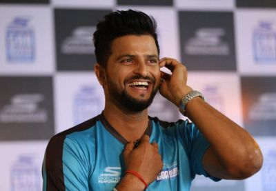 Raina will stay off the field for the time being due to knee surgery