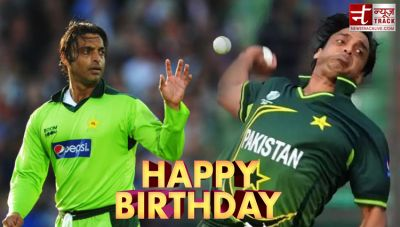 Birthday Special: The batsmen were afraid of the pace of  'Ravalpindi Express'