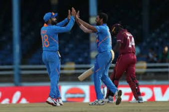 Team India beat West Indies by 59 runs, Kohli century
