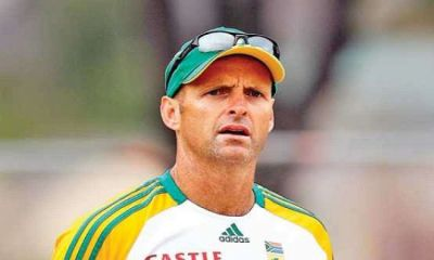 Gary Kirsten to be the coach of Cardiff team