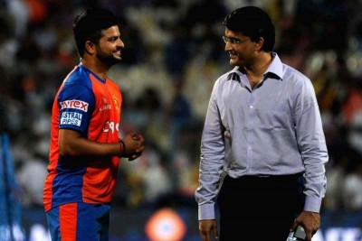 Raina was India's important player in limited overs: Saurabh Ganguly