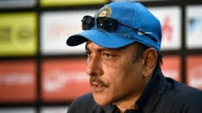 Ravi Shastri re-elected as Coach of Team India