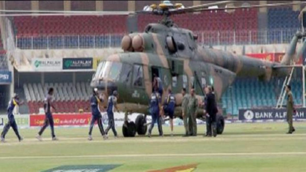 This team will visit Pakistan 10 years after the terrorist attack