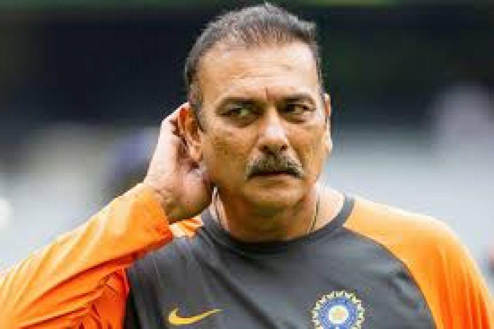 Ravi Shastri re-elected as India cricket team coach, said this...