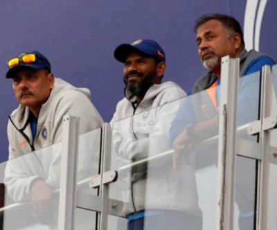 This veteran in the Indian team's batting coach race