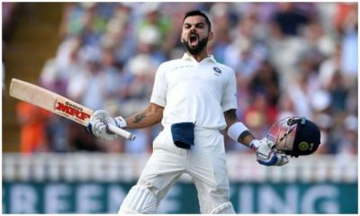 The player, who is close to Virat in the ICC Test rankings
