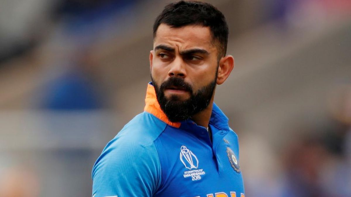 Virat Kohli will no longer flare up, doing such a thing!